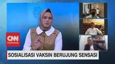 VIDEO: Sosialisasi Vaksin Berujung Sensasi