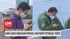 VIDEO: Gara-gara Kebijakan Privasi, Whatsapp Ditinggal Pergi