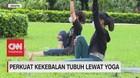 VIDEO: Perkuat Kekebalan Tubuh Lewat Yoga