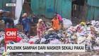 VIDEO: Polemik Sampah Dari Masker Sekali Pakai