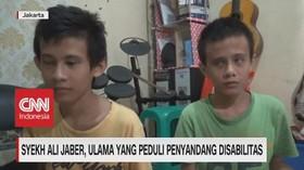VIDEO: Syekh Ali Jaber, Ulama Peduli Penyandang Disabilitas