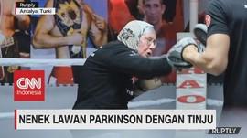 VIDEO: Nenek Lawan Parkinson Dengan Tinju