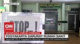 VIDEO: Yogyakarta Darurat Rumah Sakit