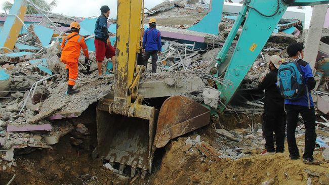 Gempa Mamuju Bpbd Sulbar Laporkan 27 Orang Meninggal Dunia