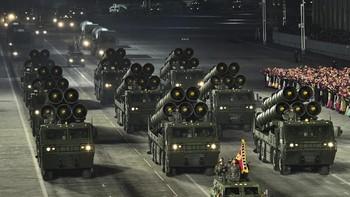 KCNA: Korea Utara Uji Rudal Balistik dari Kapal Selam