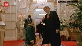 VIDEO: Ragam Kreasi Netizen Demi Trump Lenyap di Home Alone 2