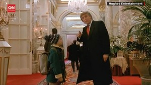 VIDEO: Ragam Kreasi Netizen Demi Trump Lenyap di Home Alone 2