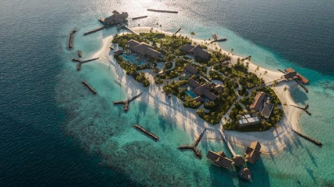 >Pulau 'Sultan' di Maldives Disewakan Rp1,1 Miliar per Hari