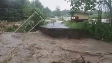 Deretan Wilayah RI Diterjang Banjir Bandang Awal 2021