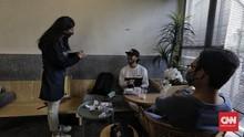 FOTO: Cafe Sunyi, Oase Bagi Difabel