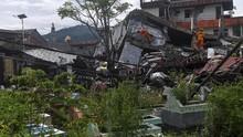 Korban Gempa Sulbar Mengungsi Sampai Makassar Sulsel