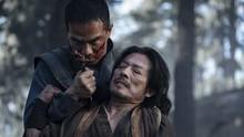 Joe Taslim Beraksi di Foto Resmi Perdana Film Mortal Kombat