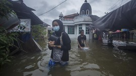 PLN Pulihkan 40,4 Persen Gardu Terdampak Banjir Kalsel