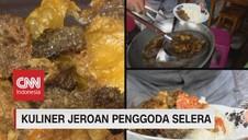 VIDEO: Kuliner Jeroan Penggoda Selera