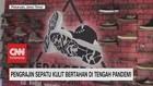 VIDEO: Pengrajin Sepatu Kulit Bertahan di Tengah Pandemi