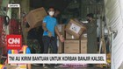 VIDEO: TNI AU Kirim Bantuan Untuk Korban Banjir Kalsel