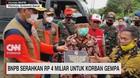 VIDEO: BNPB Serahkan Rp.4 Miliar Untuk Korban Gempa