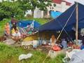 Pengungsi Gempa Sulbar Akan Dites Rapid Antigen