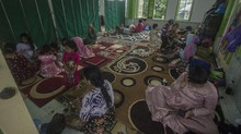 Korban Meninggal Banjir Kalsel 21 Orang, 63 Ribu Mengungsi