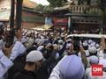 Ali bin Abdurrahman Dimakamkan, Pelayat Tinggalkan Lokasi