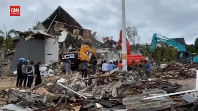 VIDEO: Korban Tewas akibat Gempa Sulbar Capai 43 Orang