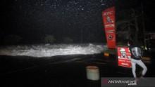BMKG Ungkap Penyebab Air Laut Tinggi Banjiri Mantos di Manado