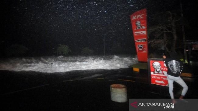 9 Kecamatan Terdampak Banjir-Longsor Manado, 500 Mengungsi