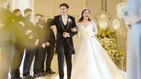 <p>Pasangan selebriti Felicya Angelista dan Caesar Hito resmi menikah pada 9 Januari 2021 lalu, Bunda.(Foto: Instagram @hitocaesar)</p>