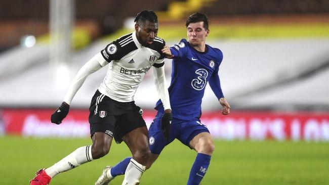 Chelsea harus bersusah payah untuk mengalahkan tuan rumah Fulham yang bermain 10 orang sejak babak pertama.