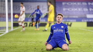FOTO: Detik-detik Leicester City Geser Liverpool