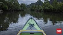 KLHK Klaim 91 Persen Hutan yang Lepas Terjadi Sebelum Jokowi