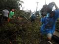 Tiga Orang Meninggal akibat Banjir-Longsor di Manado
