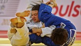 Sejumlah atlet berjuang di gelanggang dalam sepekan terakhir demi memenangi pertarungan dan mencapai tujuannya masing-masing.
