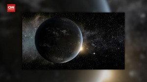 VIDEO: Astronom Temukan Planet Baru, Super Earth