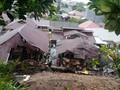 VIDEO: 9 Kecamatan di Manado Dilanda Banjir-Longsor, 6 Tewas