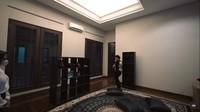 <p>Kalau ruangan ini, nantinya akan menjadi kamar utama yang akan dipakai Atta dan Aurel, Bunda.(Foto: YouTube: Atta Halilintar)</p>