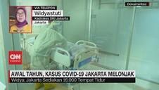 VIDEO: Awal Tahun, Kasus Covid-19 Jakarta Melonjak