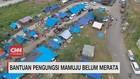 VIDEO: Bantuan Pengungsi Mamuju Belum Merata