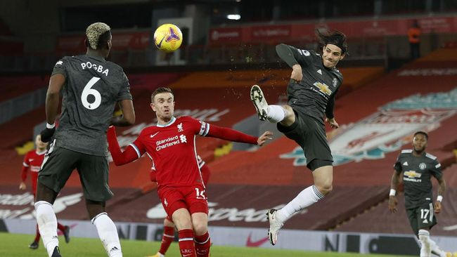Manchester United akan menghadapi pekan sulit pada minggu depan setelah jadwal pertandingan ulang melawan Liverpool dirilis.