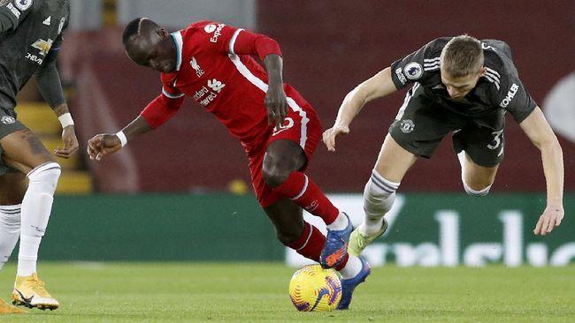 Manchester United memiliki peluang mengalahkan Liverpool di babak keempat Piala FA, Senin (25/1) dini hari WIB