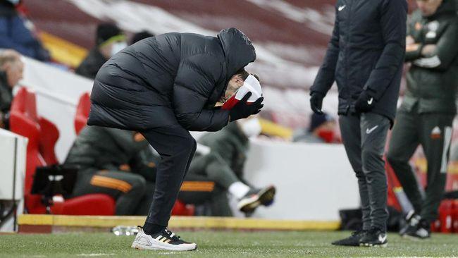 Pelatih Liverpool Jurgen Klopp meminta maaf setelah mengejek kandang Real Madrid, Stadion Alfredo Di Stefano.