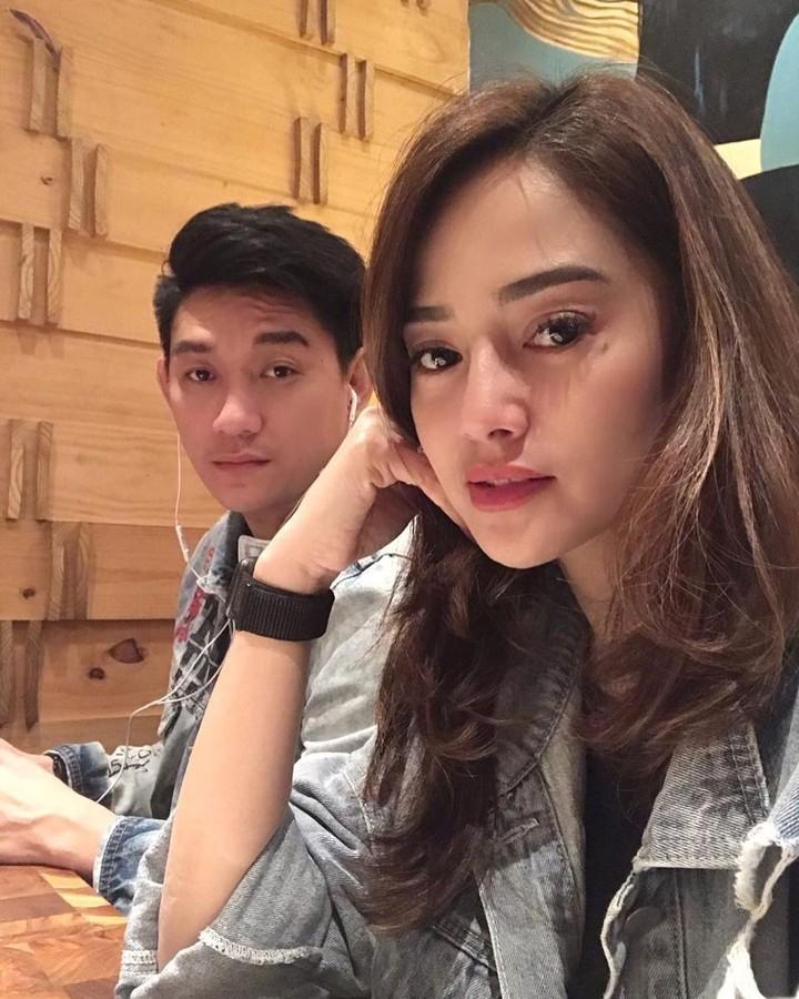 Citra Monica dan Ifan 'Seventeen'