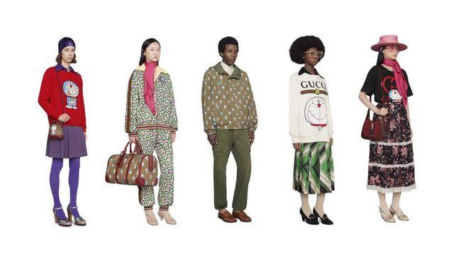 Fashion berwarna cerah dan motif unik bisa meningkatkan mood. Berikut rekomendasi fashion terbaru yang cerah dan unik.