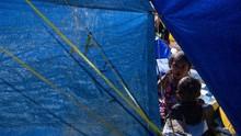 Satu Keluarga Pengungsi Gempa Sulbar Reaktif Covid-19