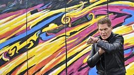 David Hasselhoff 'Knight Rider' Lelang Mobil K.I.T.T Pribadi