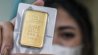 Harga Emas Antam Hari Ini 6 Mei, Naik ke Rp926 Ribu per Gram