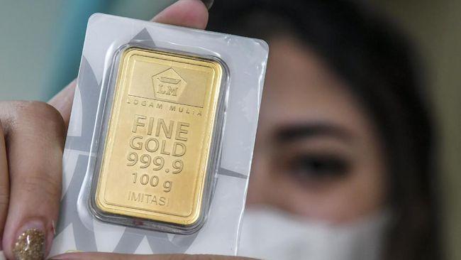 PT Aneka Tambang (Persero) Tbk buka suara terkait tudingan keterlibatan pihaknya dalam skandal impor emas senilai Rp47,1 triliun.