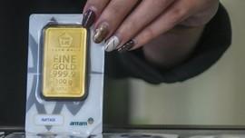 Harga Emas Turun Lagi ke Rp917 Ribu per Gram