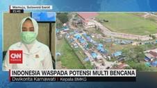 VIDEO: BMKG: Lingkungan Rusak Perparah Akibat Bencana