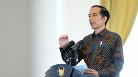 Jokowi Ungkap 5 Usaha Tahan Banting dari 'Infeksi' Corona